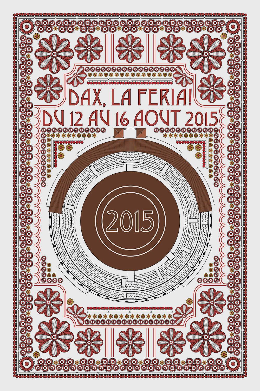 Dax, La Feria! Jean-Baptiste Pyeatt