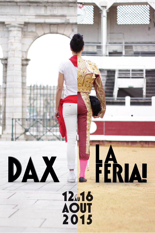 Dax, La Feria! Jean-Charles Riche