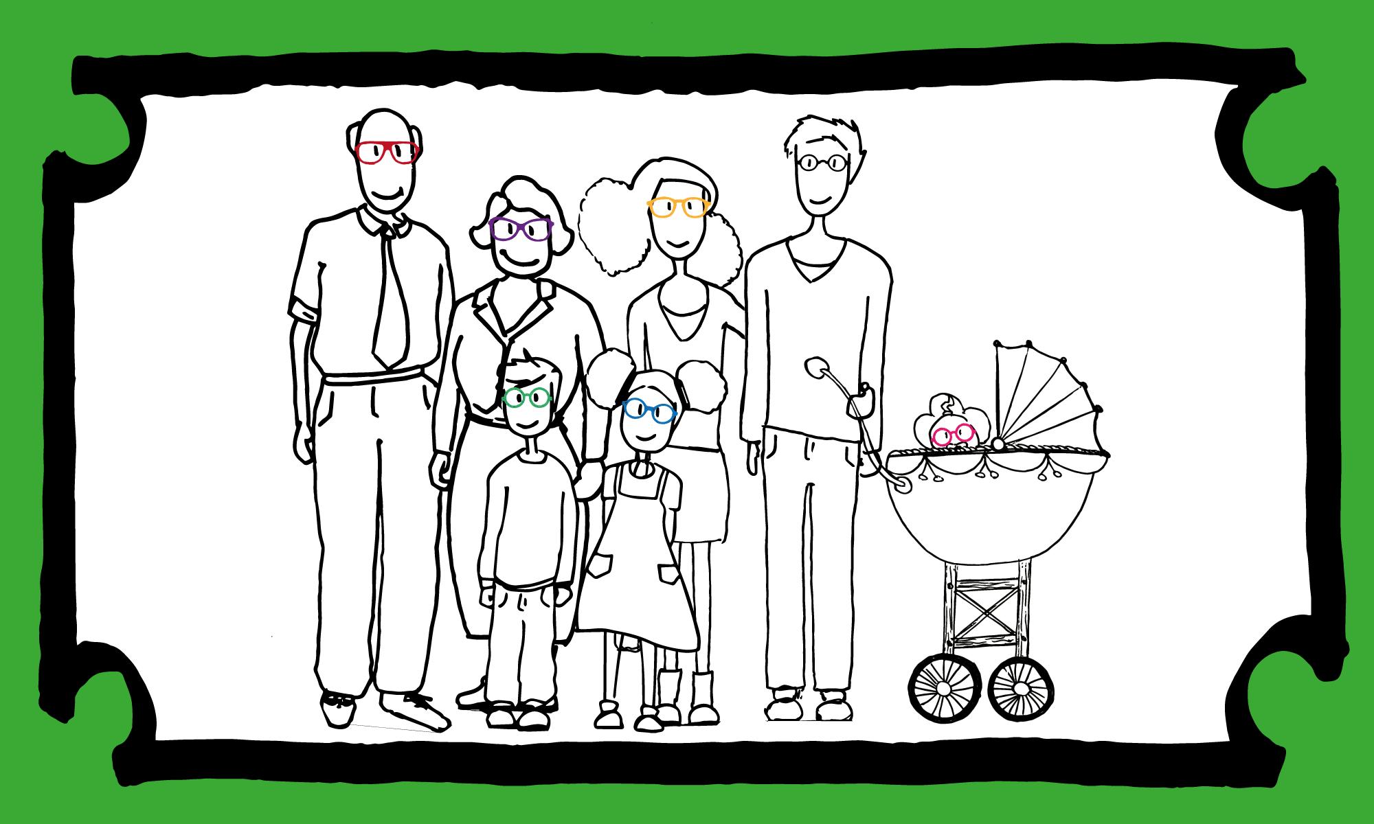 famille opticia