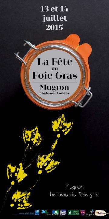Affiche-La-Fête-du-Foie-Gras-2015-Mugron